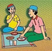 Adab dan Cara Makan yang Baik Untuk Kesihatan Menurut Ahli Perubatan Islam!