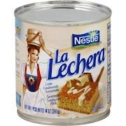 Nestle La Lachera Condensed Milk, Sweetened - 14 oz can