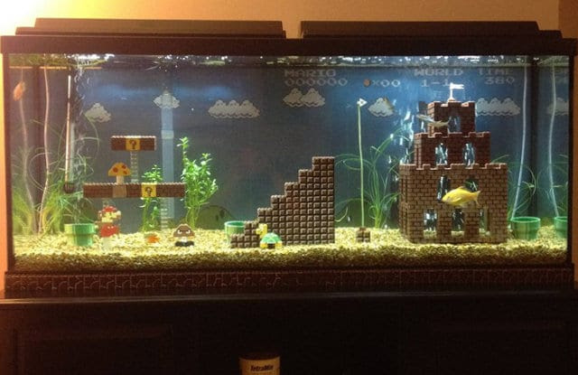 Stylish Home Design Ideas Ideas To Decorate A Aquarium