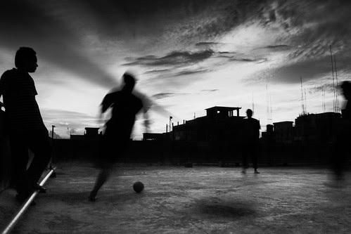 Football Fever...[My Roof, Kalabagan] por Sady_Sad