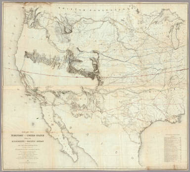 38th Parallel Map United States - 38th Parallel Us Map