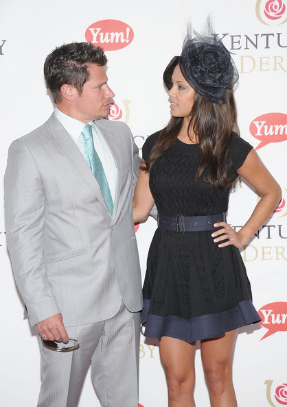 Nick Lachey Nick Lachey and Vanessa Minnillo attend the 137th Kentucky Derby at Churchill Downs on May 7, 2011 in Louisville, Kentucky.