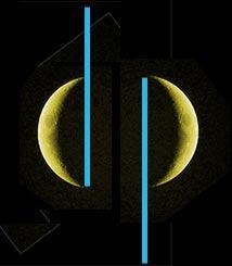 aumentando o disminuyendo la luna?