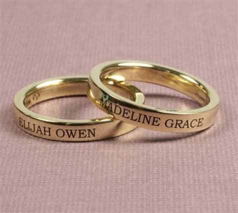Pics For Gt Gold Engagement Rings With Name Engraved Jay Z