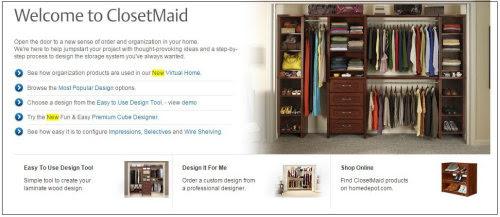 How To Design Your Dream Custom Closet The Home Depot Community