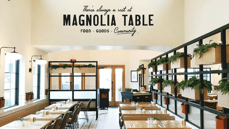 magnolia table waco