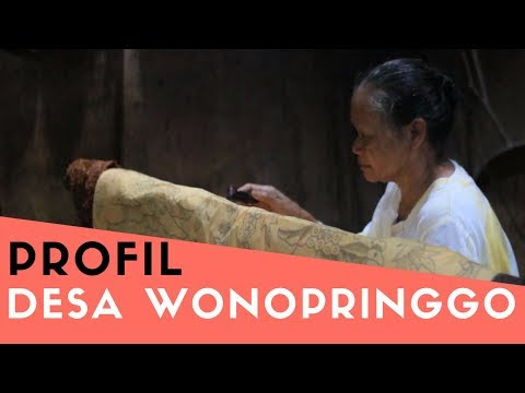 Profile Desa Wonopringgo
