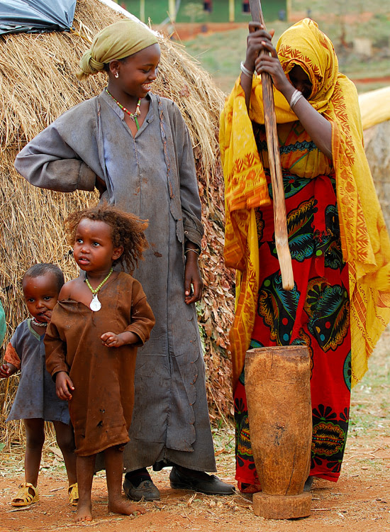 BORANA PEOPLE: THE LARGEST OROMO PASTORALIST AND KIND PEOPLE OF EAST AFRICA