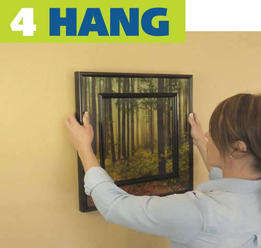 Hang It Perfect Picture Hanging Tool Gadgetkingcom
