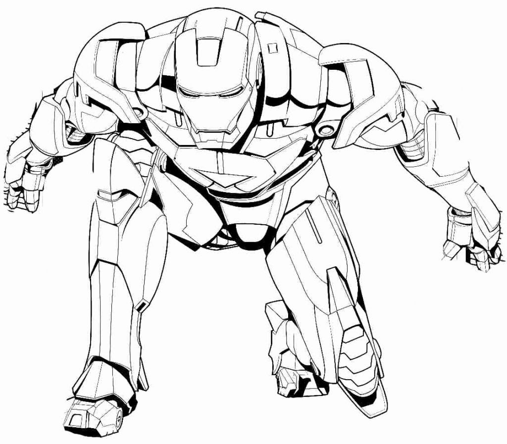 Iron Man Mask Coloring Page at GetColorings.com | Free ...