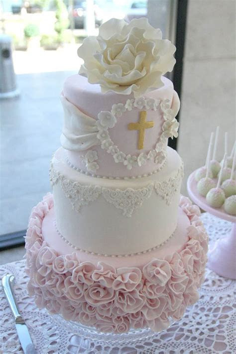Baptism And Christening Cakes!   B. Lovely Events