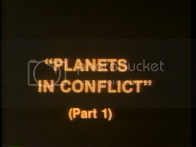 Planets in Conflict Part 1