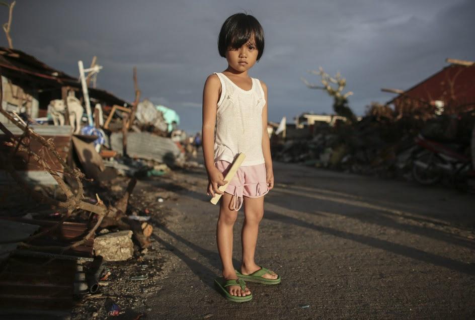 Situación crítica en Filipinas