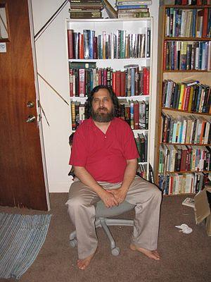 Richard Stallman Books