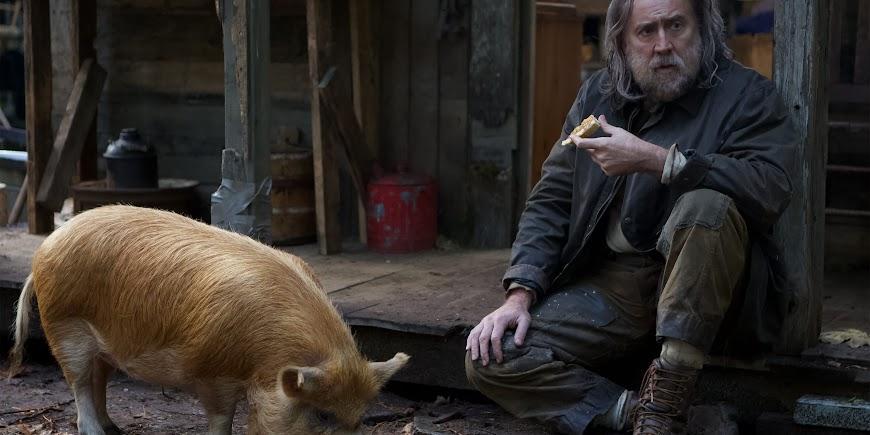 Pig (2021) English Full Movie Watch Online
