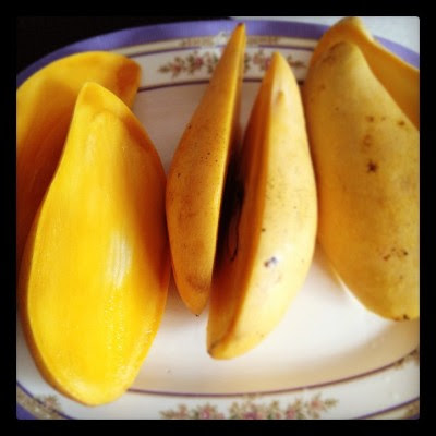 More mangoes!:D  (Taken with instagram)