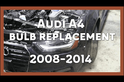 2010 Audi A4 Headlight Bulb
