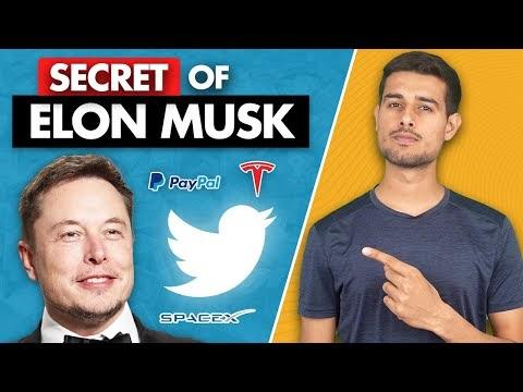 Elon Musk | Secret of the Richest Man in the World | Dhruv Rathee
