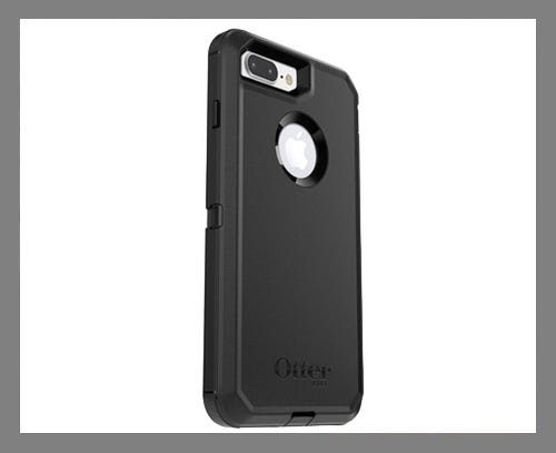 A heavy-duty phone case