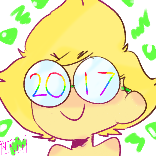 (FREE TO USE) New Years Icons of my human gem babes! Hopefully 2017 is a better year 500x500