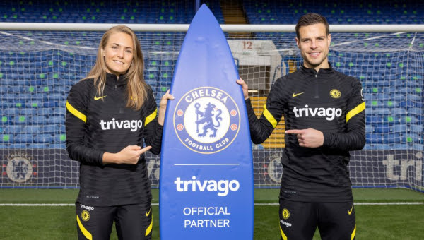 Chelsea Training Kit To Be Sponsored By Trivago Sportspro Media