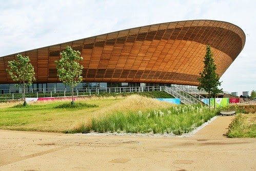Life Inside The London 2012 Olympic Park Queen Elizabeth Olympic Park A Year Later Velodrome