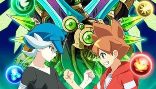 Puzzle & Dragons Cross (TV Anime)