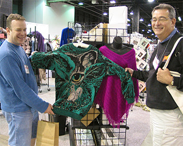 Ugliest Sweater in History, Stitches Midwest 2005