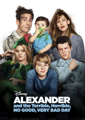 Alexander and the Terrible...Very Bad Day