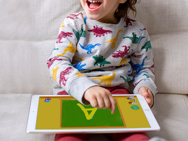 Homer - The #1 Learn to Read App for Kids: 12-Month Subscription for $38