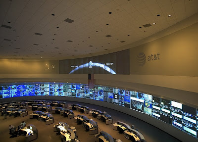 salle de controle ATT