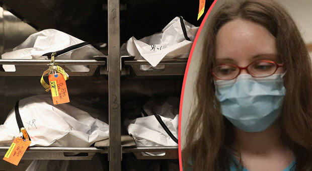 100s a dying every week of the deadly flu outbreak in the us