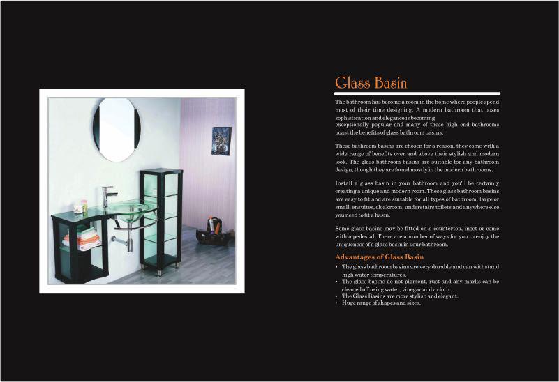 Product Catalogue Designs - GERMA Sanitarywares, Chennai. Page 25