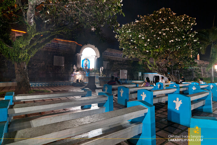 The Cotta Shrine at Ozamiz City