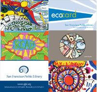 SFO Public Library Cards