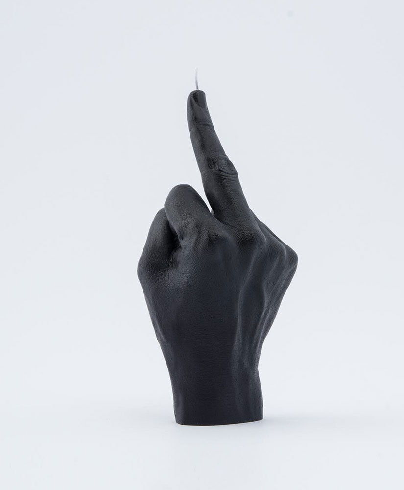 Candle Hand Hand Gesture Candles | DudeIWantThat.com