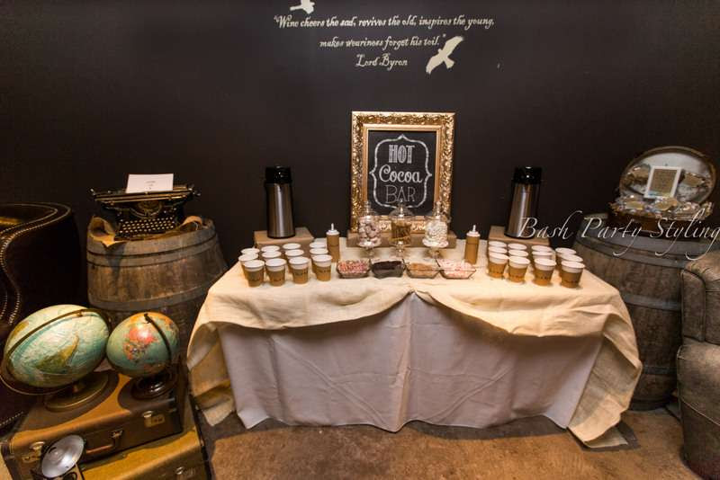 Travel Themed Bridal Shower World Party Ideas