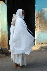 The Jain Sadhvi by firoze shakir photographerno1