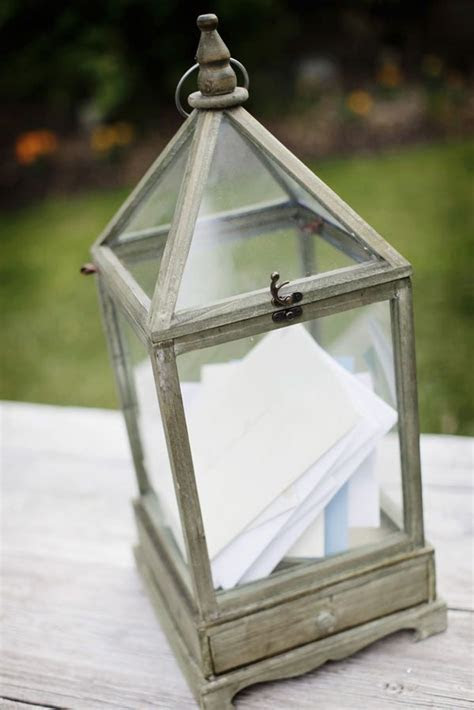 10 Wedding Card Box Ideas   Lantern card box, Wedding and