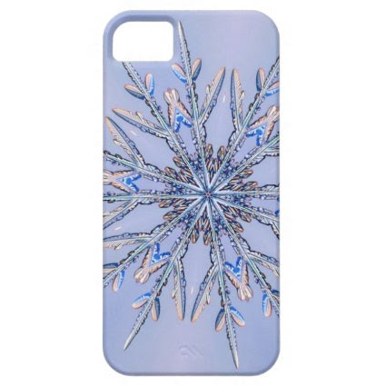 Real Snowflake Fractal 6 iPhone 5 Cover