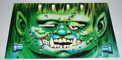 Topps Blockhead - #1 Green Monster