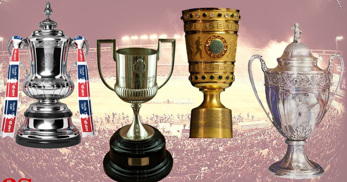 Copa Del Rey Trophy Photo | Wallpapers Gallery