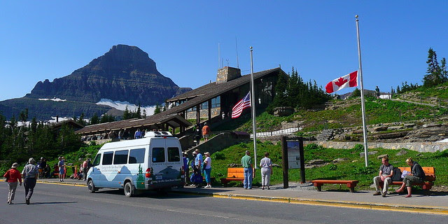 P1170815_2 Logan Pass Visitor Center