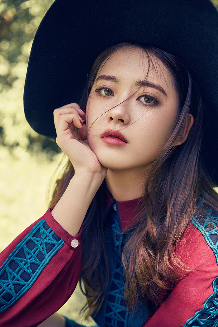 Go Ara - Grazia Magazine December Issue '16