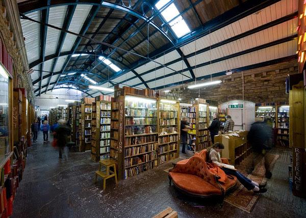 barter books reino unido