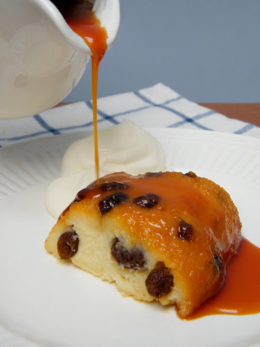 Budín de Pan al Caramelo | Argentine Bread Pudding with Caramel Sauce by katiemetz, on Flickr