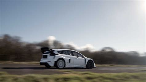 documentary  ford shows focus rs rx development