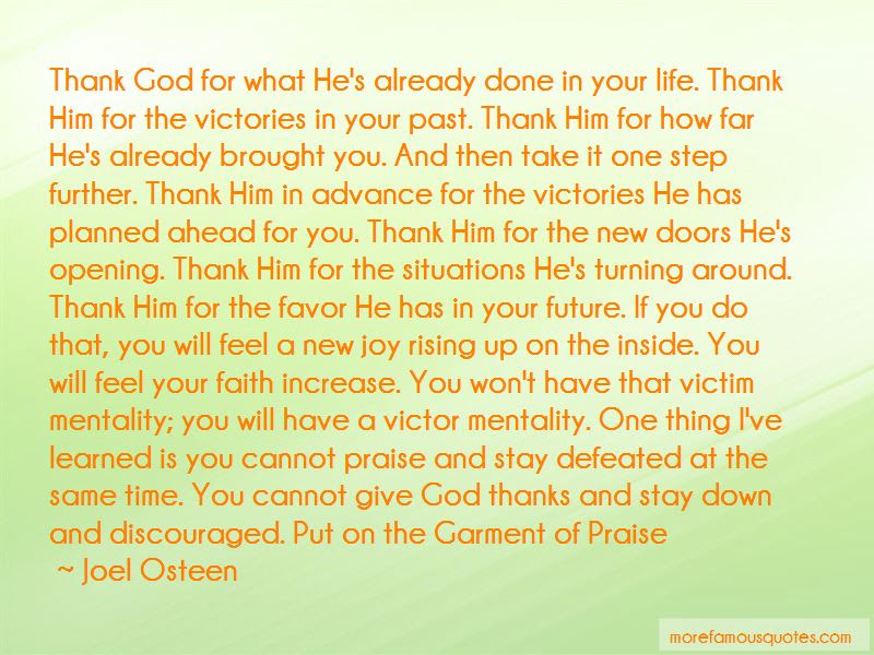 Thank You God For My Life Quotes Top 38 Quotes About Thank You God
