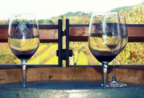 Visiting the Sonoma Wine Road