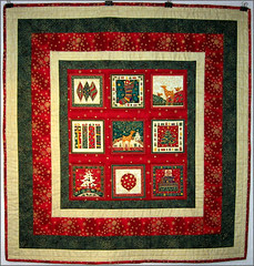 """""""Merry Little Christmas"""" Wall Hanging"""